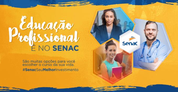 Cursos SENAC 2022